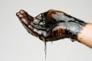 North Sea Brent crude oil