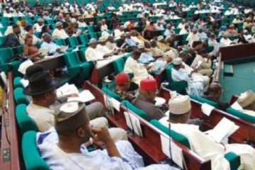 Nigeria's parliament reject CBN's payment of N50bn to AMCON