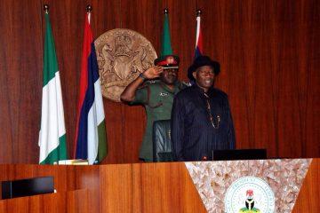 President Jonathan blames Nigeria's fuel scarcity on sabotage