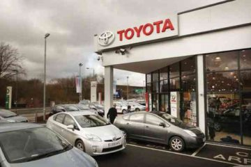 Toyota Nigeria recalls Yaris, Hilux over faulty airbags airbags
