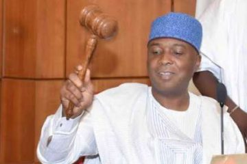 Nigeria's Missing budget: Senate sets up search c'ttee