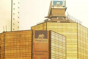 Shakeup in Firstbank as Adeduntan succeeds GMD Onasanya