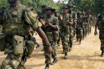 Nigerian Army repels another Militant attack on oil pipelines