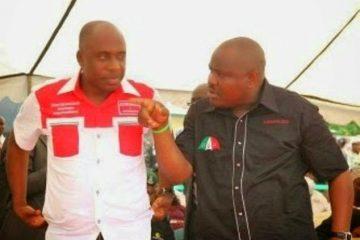 Amaechi accuses Wike of diverting N45bn loan