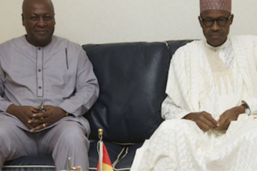 $181m gas debts: Ghana sends delegation to prevent cut in gas supply from Nigeria