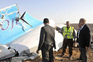 Russian jet broke up mid-air, as over 144 bodies arrive St. Petersburg