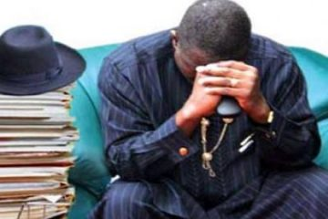 Why we've not arrested Goodluck Jonathan-EFCC