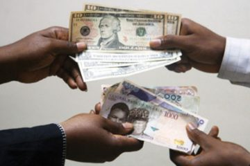 Free fall:Naira depreciates further to N270/dollar in parallel market, as CBN cuts BDC supplies by 66%
