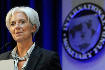 IMF's Lagarde says Oil may stay low for Longer than expected