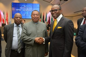 Nigeria's Barkindo emerges new OPEC Secretary General