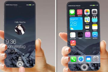 Apple launches the new iPhone 7 water/dustproof smartphone