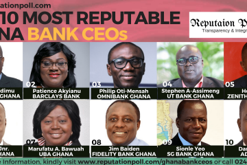Access Bank's Dolapo Ogundimu Voted Most Reputable Bank CEO in Ghana