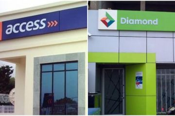 Access & Diamond Banks get merger approval from shareholders
