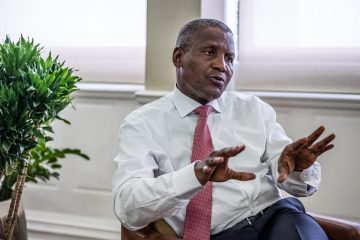 Dangote lambasts Nigeria's manufacturing and export policy, plans to generate 12,000MW of electricity