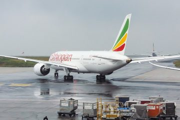 Ethiopian Airlines defies Nigerian Govt, set to resume flights to London