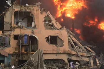 INVESTIGATION: BBC counters NNPC's claim on Abule-Ado gas explosion