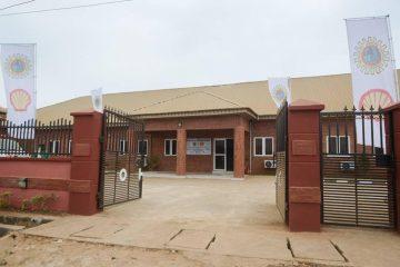 Shell's ultramodern medical center donation excites Ogun community