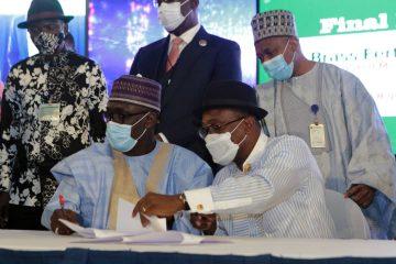 Nigeria targets 35,000 jobs as NCDMB, NNPC stake US$670m in Brass Methanol Plant