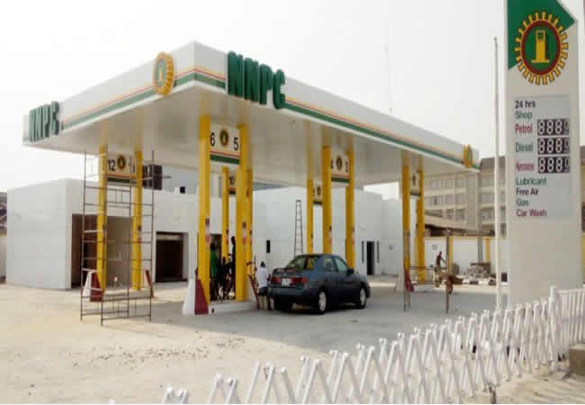 NNPC says no hike in petrol pump price until talks with Labour, stakeholders