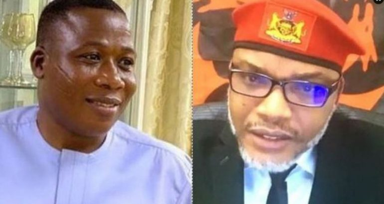 SOKAPU Questions FG's inability to fight bandits, while it can easily arrest Kanu Igboho