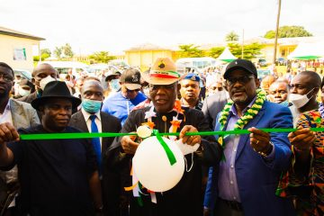 NCDMB Hands Over Ultramodern Technical Workshops in A/Ibom State